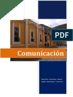 Estudio sobre la Comunicación
