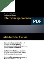 Infecciones pulmonares