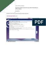 Configurar Un Servidor VPN en Debian