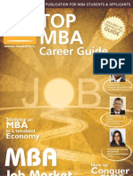 MBA Career Guide