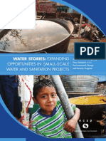 Water Stories__expanding Opportunities in Small Scale Water and Sanitation Projects _wics