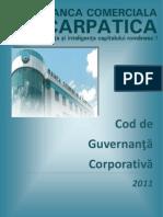 Cod Guvernanta Corporativa 2011