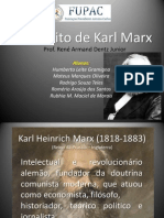 Apresentação Direito em Marx