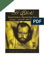 America's Favorite Son - GG Allin Autobiography