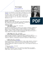 Currículo Rudy Torres Villegas
