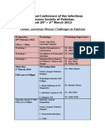 Scientific Program IDSP 9th Conference