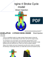 Diesel 4S Engine Model (1)