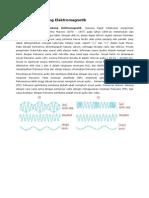Aplikasi Gelombang Elektromagnetik