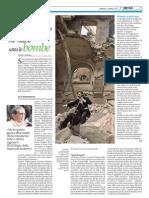 «Sarajevo, 20 anni dopo un libro ricorda il prete che marciò sotto le bombe»
