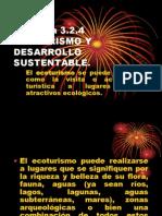 Ecoturismo y Desarrollo Sustentable