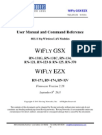 WiFly-RN-UM