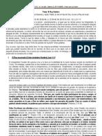 Congreso Yungay 2012 - Tema 3 EL REY HOMBRE