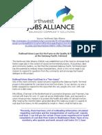 Coal Dust - NW Jobs Alliance