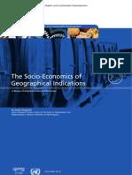 Ragnekar - Socio Economics of GIs