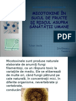 Micotoxine - Stefanescu Si Tuhan