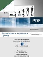 Etica Robotica