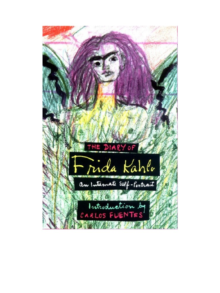 The diary of frida kahlo an intimate self portrait surrealism the diary of frida kahlo an intimate self portrait surrealism communism fandeluxe Choice Image