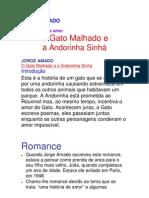 Jorge Amado- Slide