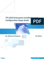 TFS 2010 Enterprise Installation and Configuration Steps Guide