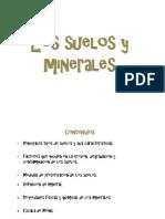 Clase de Suelos y Minerales PDF