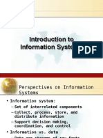Introduction to Is