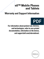 Mob Phone Tablets Warr n Support Info