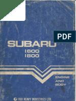 1983 Subaru EA81