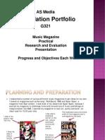 R&P & Evaluation