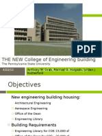 The New College of Engineering Building