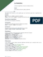 LinguaPortuguesa-Semantica
