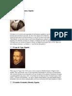 10 Escritores Hispanos