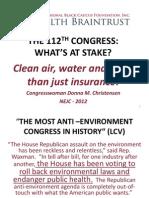 The 112th Congress