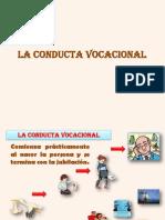 5ta Clase La Conducta Vocacional