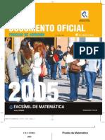 12 Ensayo PSU a DEMRE 2004
