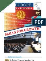 European Business Print Edition (2012)