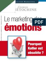 Le Marketing Des Emotions Ed1 v1