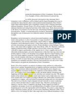 Boundaries of Firm Essay