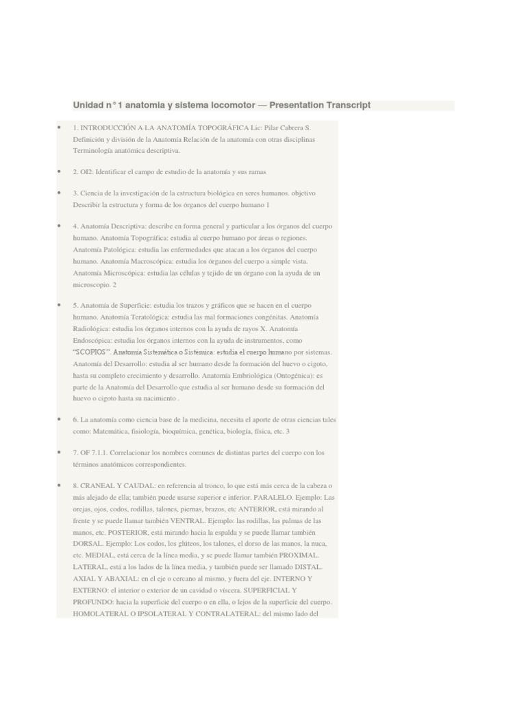 Perfecto Definición De Anatomía Macroscópica Colección de Imágenes ...