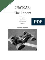 Gnatcar Final Report
