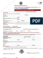 ACCA PT Application