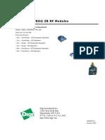 XBee-Pro ZB RF Modules_J
