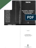 Belo, F. Psicanálise, Religião e Teoria da Sedução Generalizada