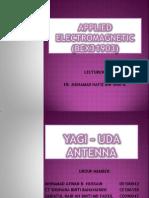 Emg Yagi-uda Antenna