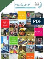 Newsletter Semester 1 2012, vol 1