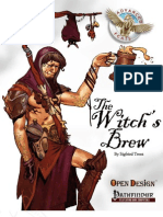 Advanced Feats - The Witch's Brew