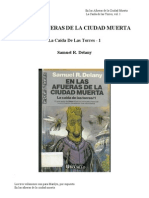 DELANY SAMUEL R - La Caida de Las Torres 1 - En Las Afueras de La Ciudad Muerta