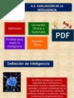 03 EVALUACIÓN DE LA INTELIGENCIA