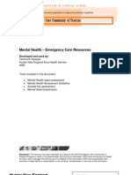 Tamworth Base Hospital MH Clinical Tools