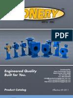 Conery Mfg Catalog