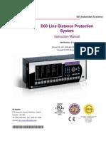 GE D60 Relay Manual